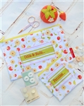 Chantilly Zipper Bags