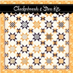 Checkerboards & Stars KIT