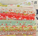 Scarlet & Sage FAT QUARTER Bundle- 2 Left