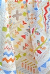 Stitchery Sampler in Limited Edition Box Kit