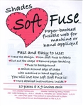 Soft & Fuse: Set of 10 Sheets