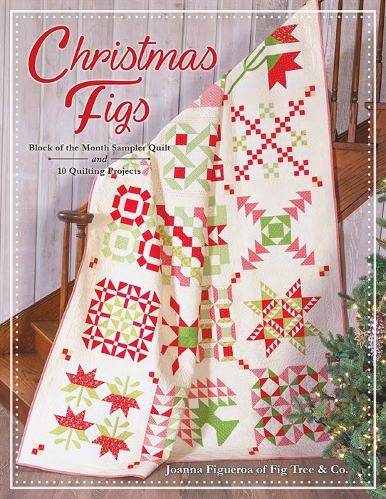 Christmas Fig II by Fig Tree /& Co for Moda FQB Item number 20312AB