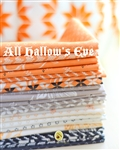 AUGUST All Hallows Eve FAT QUARTER Bundle