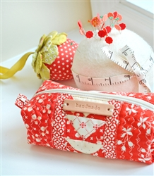 Red Boxy Bag Kit