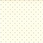 Cream Pindot Fabric