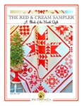 Classic Red & Cream Sampler BOM PATTERN SET
