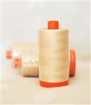 Favorite Thread: Small Aurifil Cream