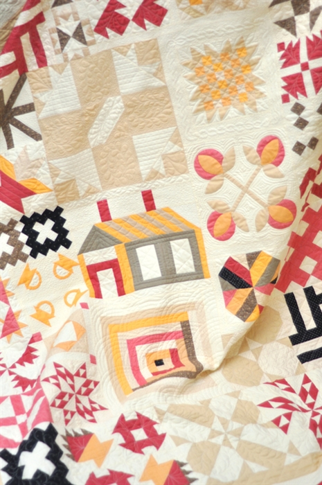 Vintage Farmhouse Bom Pattern Set