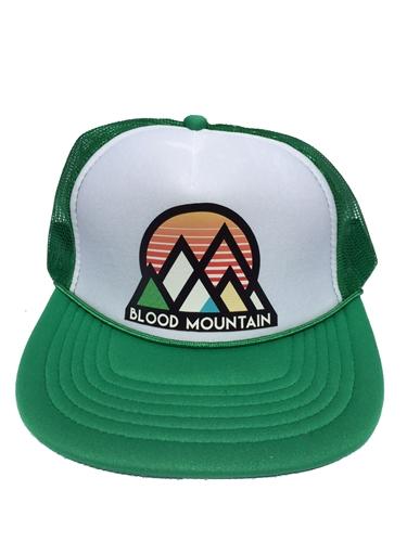 Blood Mountain Trucker Hat  1bba0165cd6