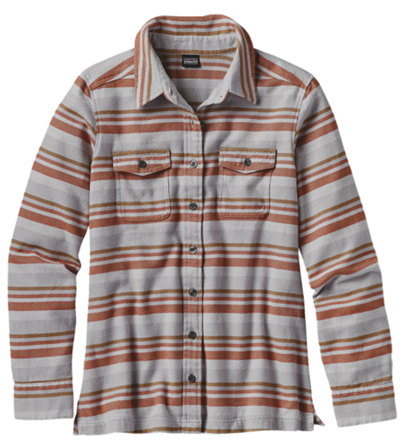 2e43292d Patagonia Women's Long Sleeve Fjord Flannel Shirt | Women's Hiking ...