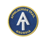 Appalachian Trail Georgia Patch