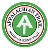 Green and Red Appalachian Trail Sticker