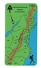 Full Appalachian Trail Map Sticker