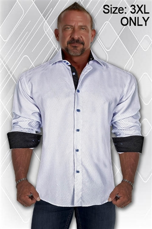 Obsidian Premium Dress Shirt