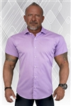 Ethan Elite Short Sleeve Dress Shirt