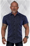 Xeryus Elite Short Sleeve Dress Shirt