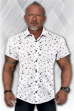 Nikko Elite Short Sleeve Dress Shirt