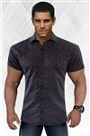 Donatello Elite Short Sleeve Dress Shirt