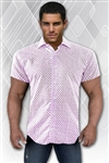 Ramon Elite Short Sleeve Dress Shirt