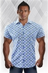 Dylen Elite Short Sleeve Dress Shirt