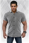 Jade Elite Short Sleeve Dress Shirt