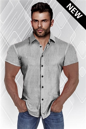 Vibe SS Elite Short Sleeve Dress Shirt