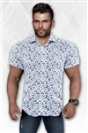 Element III Elite Short Sleeve Dress Shirt