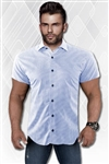 Samuel Elite Short Sleeve Dress Shirt