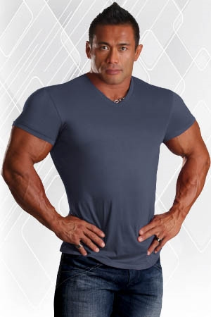 Hi Peak V-Neck