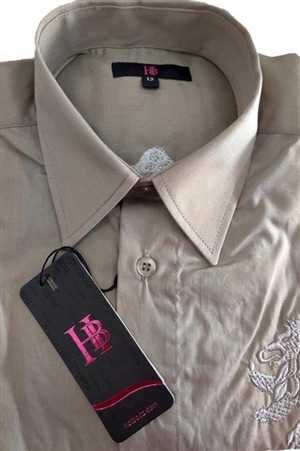 Kids Royal Griffin Dress Shirt