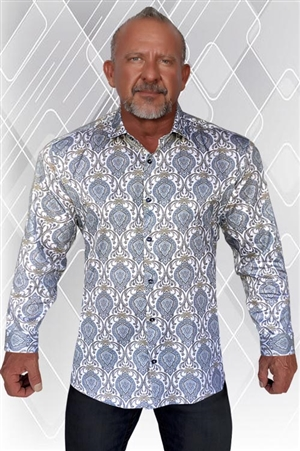 Xavier Elite Dress Shirt