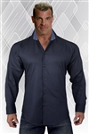 Bleu Elite Dress Shirt