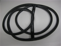 Windshield Rubber Seal - Split Glass