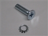 Jeepster Door Hinge / Wagon Tailgate Hinge Screw