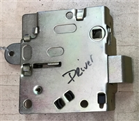 Jeepster Door Lock Mechanism