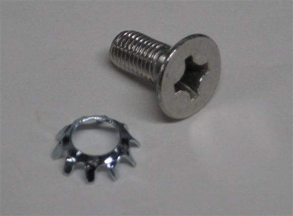 Door Hinge Phillips Countersunk Machine Screw & Willys America Door Hinge Phillips Countersunk Machine Screw for ...