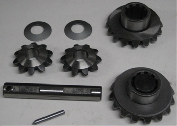 Spider Gear Set for 10 Spline Axle