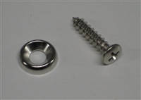 Screw & Finish Washer Set