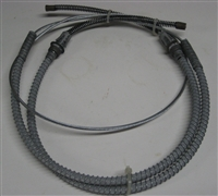 Rear Parking Brake Cable