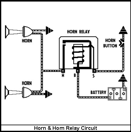 willys america horn relay for willys overland vehicles