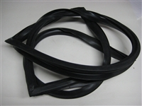 Upper Tailgate Window Glass Rubber Seal
