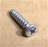 Oak Floor Strip Phillips Head Screw