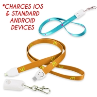 Type-C Lanyard Combo Charging Cable