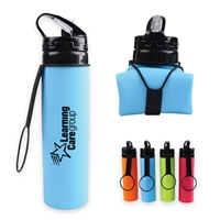 Roll-Up Water Bottle