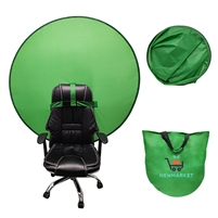Pop-Up Green Screen