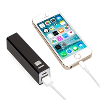 Power Bank 2400 with Capacity Indicator Lights