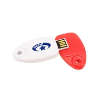 Retractable USB Drive 1500