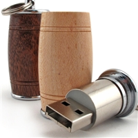 Barrel USB Drive
