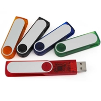 Swivel USB Drive 200