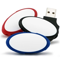 Swivel USB Drive 600